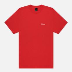 Мужская футболка Dime Dime Classic Embroidered Tomato