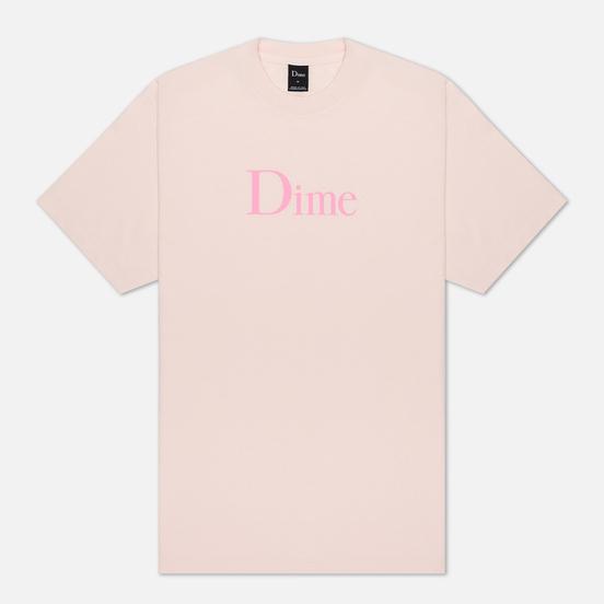 Мужская футболка Dime Dime Classic Logo Light Pink