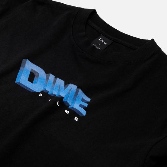 Мужская футболка Dime Dime Films Black