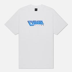 Мужская футболка Dime Dime Films White