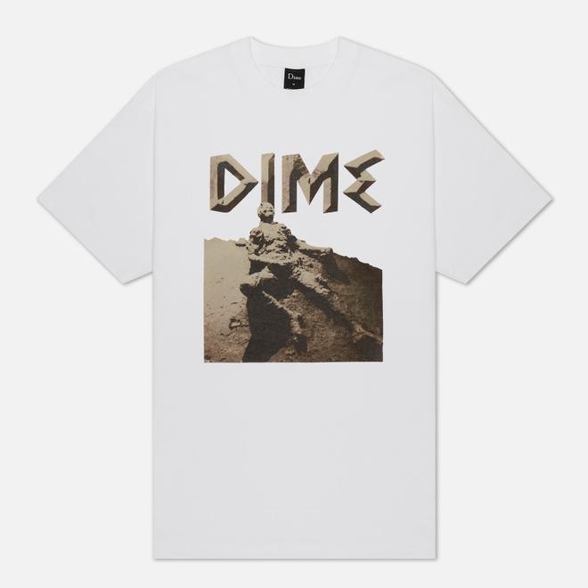 Мужская футболка Dime Last Try White