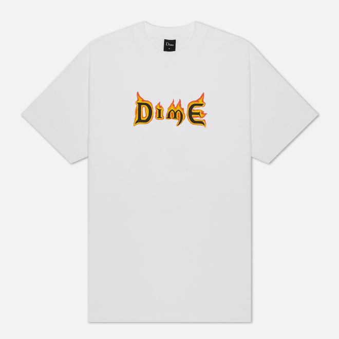 Мужская футболка Dime Mana White