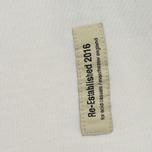 Мужская футболка Dupe Galag Ben Logo Print/White фото- 2