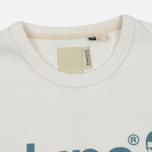 Мужская футболка Dupe Galag Ben Logo Print/White B фото- 1