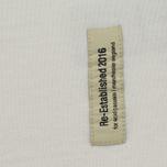 Мужская футболка Dupe Galag Ben Logo Print/White B фото- 2