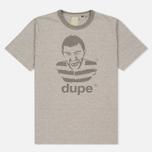 Мужская футболка Dupe Galag Big Ben Print/Grey Melange фото- 0