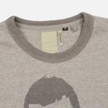 Мужская футболка Dupe Galag Big Ben Print/Grey Melange фото- 1