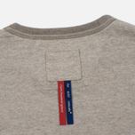 Мужская футболка Dupe Galag Big Ben Print/Grey Melange фото- 3