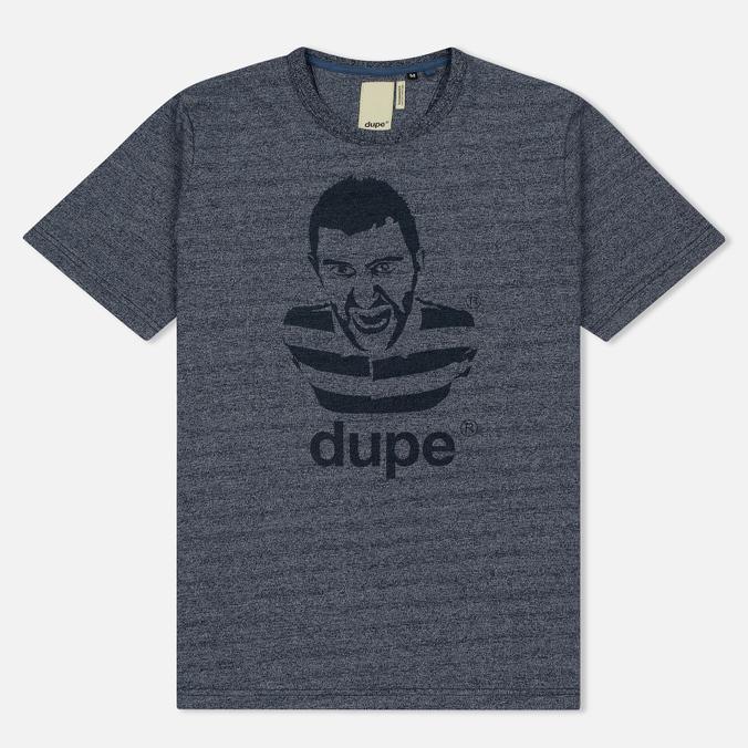 Мужская футболка Dupe Galag Big Ben Print/Indigo