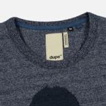 Мужская футболка Dupe Galag Big Ben Print/Indigo фото- 1