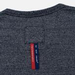 Мужская футболка Dupe Galag Big Ben Print/Indigo фото- 3