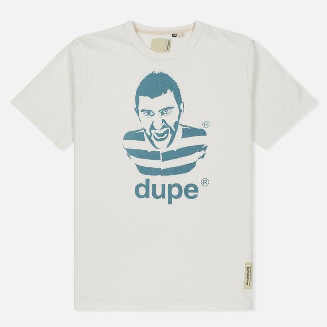 Мужская футболка Dupe Galag Big Ben Print/White