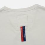 Мужская футболка Dupe Galag Big Ben Print/White фото- 3