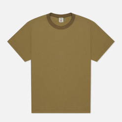 Мужская футболка Edwin Blank Olive