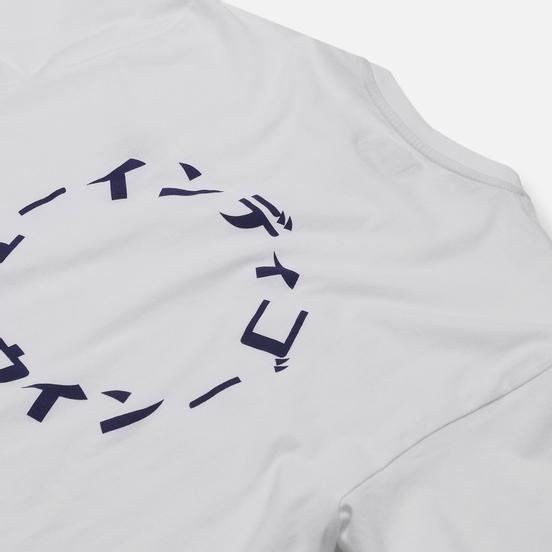 Мужская футболка Edwin Dreamers White Garment Washed
