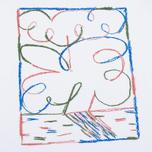 Мужская футболка Edwin Jordy Flower White фото- 1