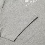 Edwin Logo Type 2 Men's T-shirt Grey Marl photo- 3