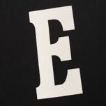 Мужская футболка Edwin Logo Type 3 Black фото- 2