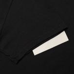 Мужская футболка Edwin Logo Type 3 Black фото- 3