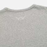 Edwin Logo Type 4 Men's T-shirt Grey Marl photo- 4