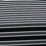 Мужская футболка Edwin Mixed Stripes Jersey Black фото- 3