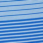 Мужская футболка Edwin Mixed Stripes Jersey Royal Blue фото- 3