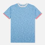 Мужская футболка Edwin National Royal Blue фото- 0