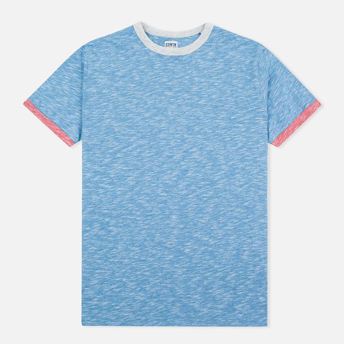 Мужская футболка Edwin National Royal Blue