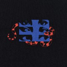 Мужская футболка Edwin Ophiophilist Garment Wash Black фото- 2