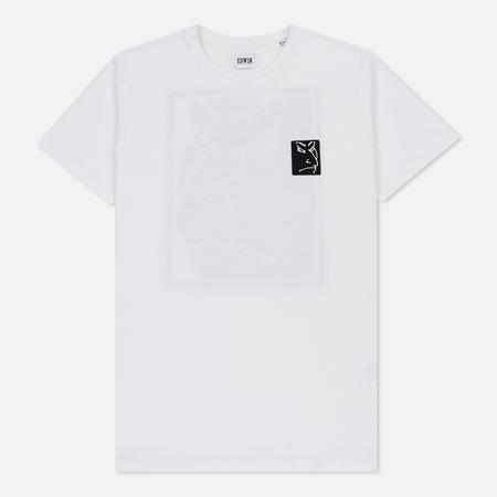 Мужская футболка Edwin Otokodate Print White