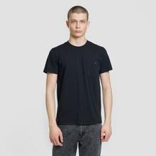 Мужская футболка Edwin Pocket Black Garment Washed фото- 1
