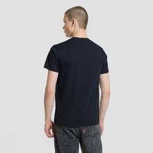 Мужская футболка Edwin Pocket Black Garment Washed фото- 3