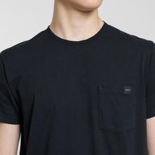 Мужская футболка Edwin Pocket Black Garment Washed фото- 2