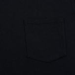 Edwin Pocket Jersey Men's T-shirt Black photo- 2