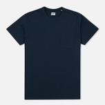 Мужская футболка Edwin Pocket Jersey Navy фото- 0