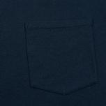 Мужская футболка Edwin Pocket Jersey Navy фото- 2