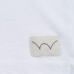 Мужская футболка Edwin Pocket Jersey White фото- 3