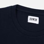 Мужская футболка Edwin Pocket Navy фото- 1