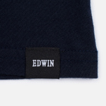 Мужская футболка Edwin Pocket Navy фото- 4