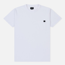 Мужская футболка Edwin Pocket White Garment Washed