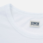 Edwin Smiley Men's T-shirt White photo- 2