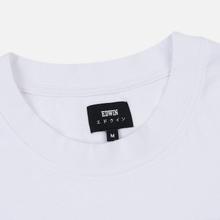 Мужская футболка Edwin Sunset On Mount Fuji White Garment Washed фото- 1