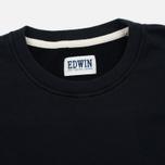 Мужская футболка Edwin Terry Cotton Black фото- 1
