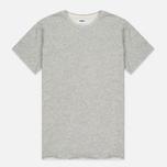 Мужская футболка Edwin Terry Cotton Grey Marl фото- 0