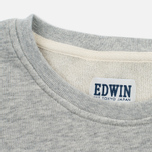 Edwin Terry Cotton Men's T-shirt Grey Marl photo- 2