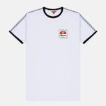 Ellesse Agosti Men's T-shirt Optic White photo- 0