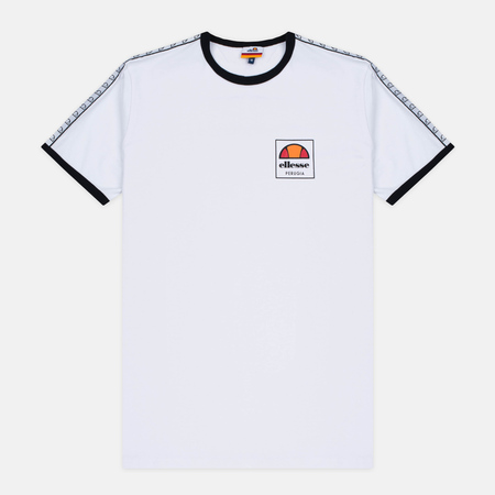 Ellesse Agosti Men's T-shirt Optic White