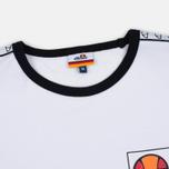 Ellesse Agosti Men's T-shirt Optic White photo- 2