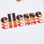 Мужская футболка Ellesse Ansaldo Optic White фото- 3