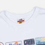 Мужская футболка Ellesse Badge Optic White фото- 2